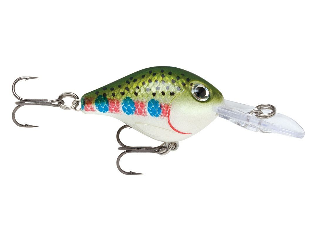 Rapala  Ultra Light Crank ULC03 Rainbow Trout