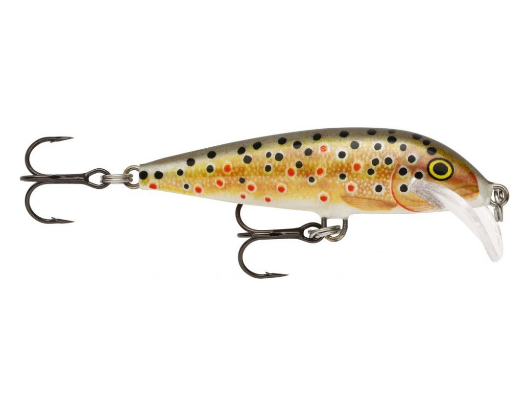Rapala  Scatter Rap CountDown SCRCD07 Brown Trout