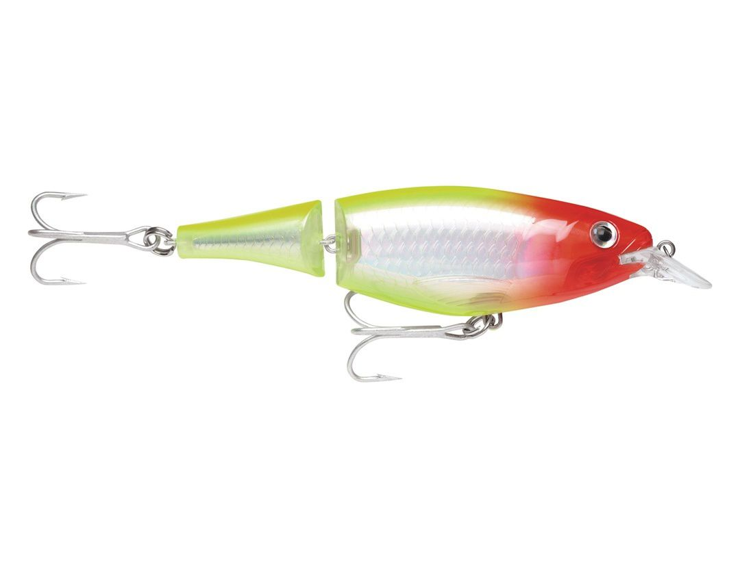 Rapala  X-Rap Jointed Shad XJS13 Clown