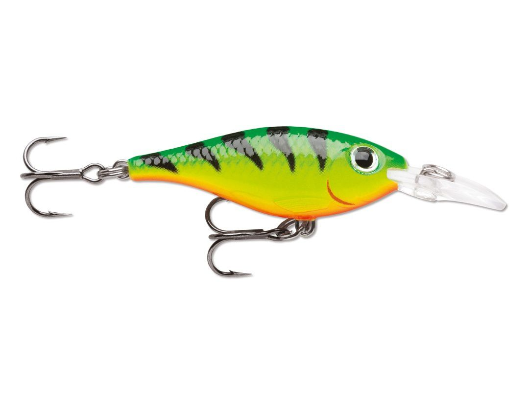 ULTRA LIGHT SHAD ULS04 FIRETIGER