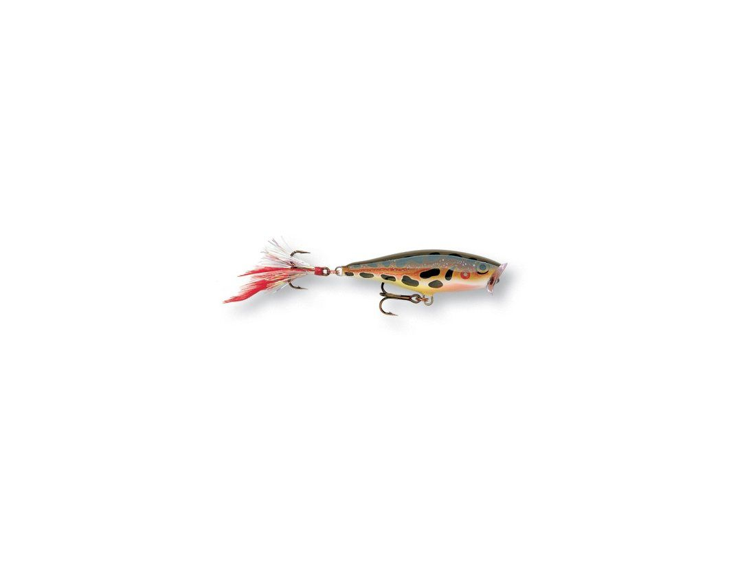 Lures Rapala SKITTER POP SP07 FROG