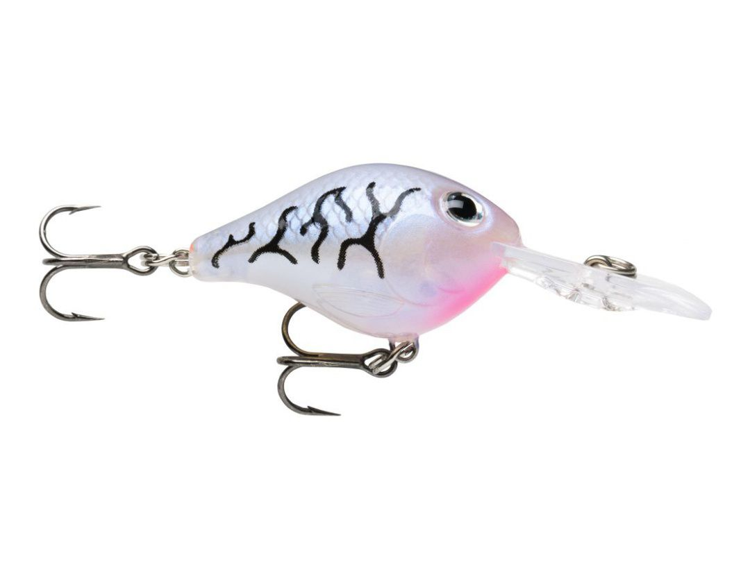 Rapala  Ultra Light Crank ULC03 Glass Pearl Tiger UV