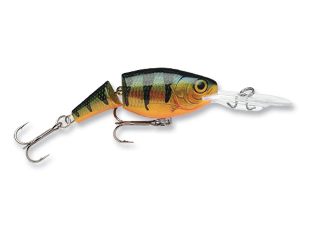 Rapala  Jointed Shad Rap JSR07 Perch