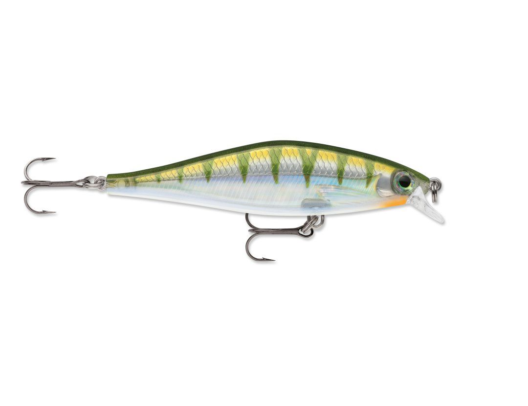 Rapala  Shadow Rap Shad SDRS09 Yellow Perch