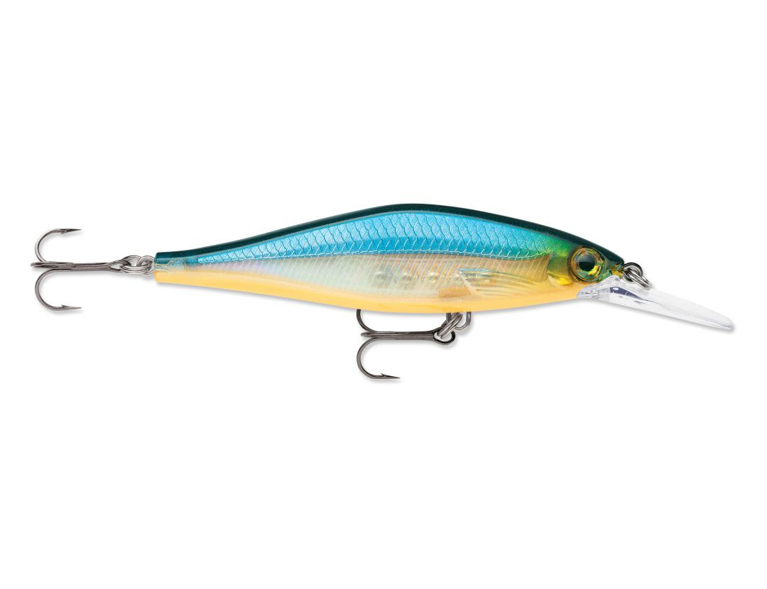 Rapala  Shadow Rap Shad Deep SDRSD09 Blue Ghost