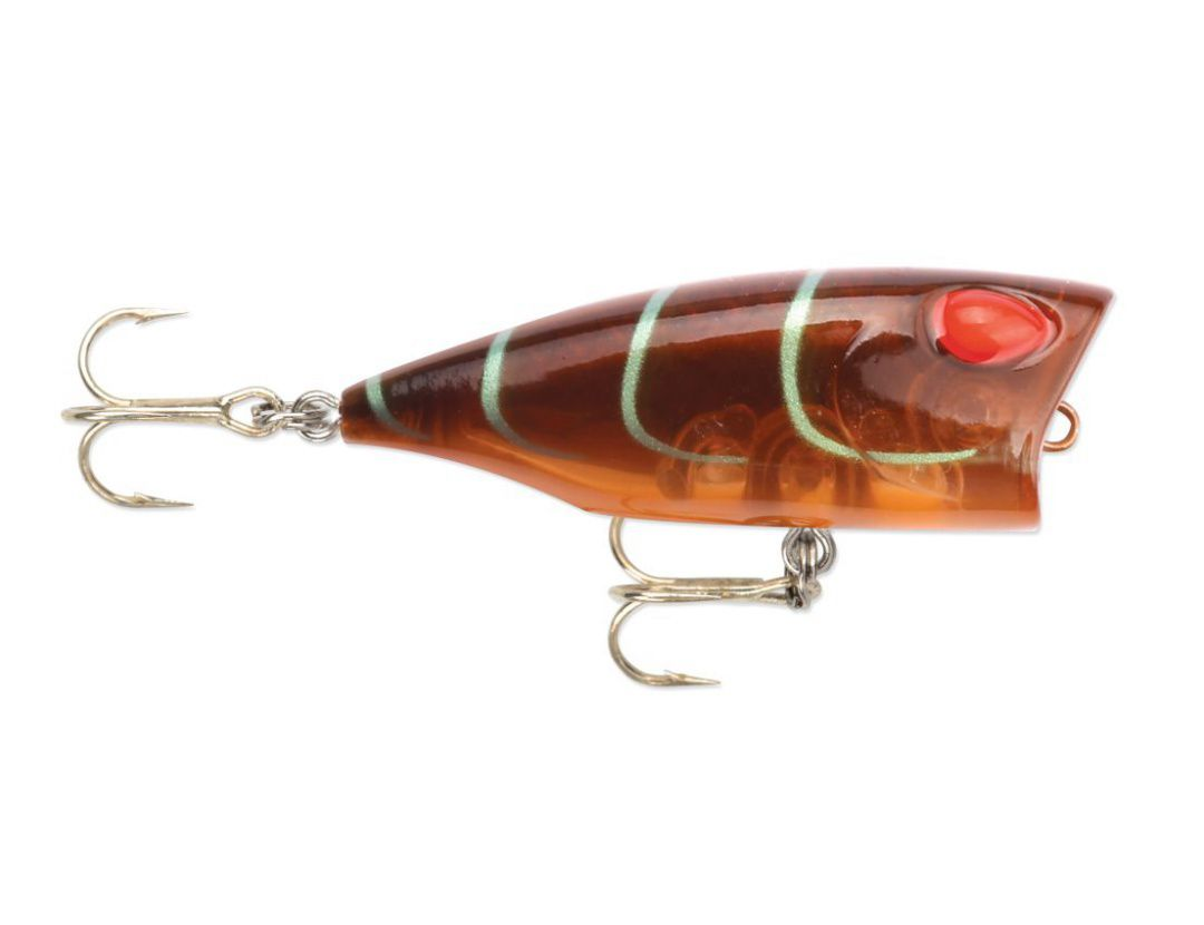 GOMOKU POPPER GPO40F TRANSPARENT BROWN PRAWN