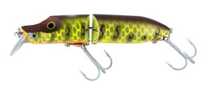 HI-LO JOINTED SINKING 9 CM FLUO YELLOW TIGER