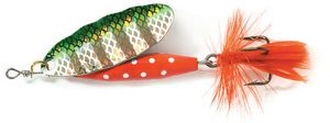 Lures Abu Garcia REFLEX RED 12 G G/GREEN FLASH