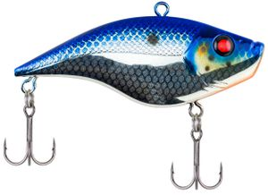 Leurres Berkley WARPIG 7.5 CM BLUE SILVER
