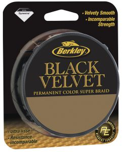 Lignes Berkley BLACK VELVET 300 M / 0.16 MM