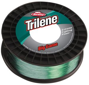 Lignes Berkley TRILENE BIG GAME GREEN 0.477 MM