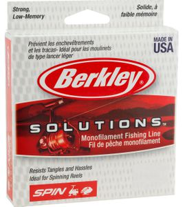 Lignes Berkley TRILENE SOLUTION 0.2 MM