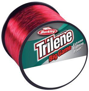 Lines Berkley TRILENE BIG GAME RED 1/4 LB SPOOL 0.386 MM