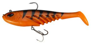 POWERBAIT FLAT GIANT 23 CM ORANGE BLACK