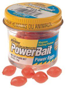POWERBAIT SPARKLE POWER EGGS / DOUGH EGGS PINK