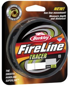 FIRELINE FUSED TRACER 1800 M / 0.12 MM