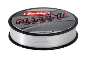 Lines Berkley NANOFIL CLEAR MIST 125 M / 0.1832 MM