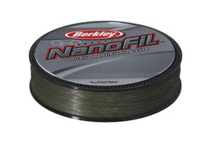 Lines Berkley NANOFIL LV GREEN 125 M / 0.1339 MM