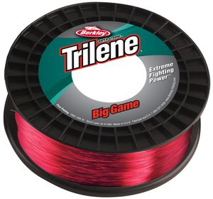 TRILENE BIG GAME RED 0.477 MM