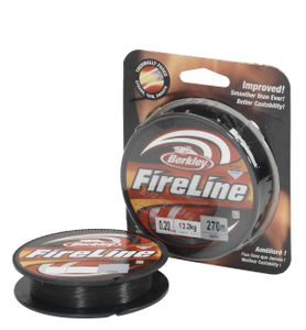 Lines Berkley FIRELINE SMOKE 270 M / 0.15 MM