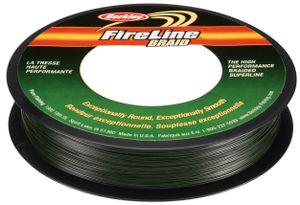 Lines Berkley FIRELINE BRAID GREEN 110 M / 0.18 MM