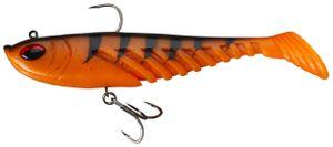 Berkley  Prerigged Giant Ripple 16 cm OranBlack