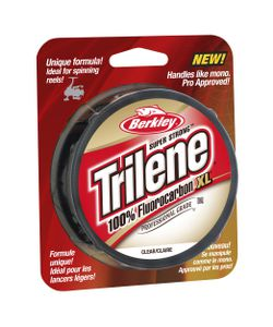 Leaders Berkley TRILENE 100% FLUOROCARBON XL 200 M / 0.2661 MM