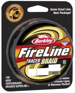 Lines Berkley FIRELINE TRACER BRAID 110 M / 0.14 MM