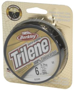 Leaders Berkley TRILENE FLUOROCARBON CLEAR 50 M / 0.38 MM