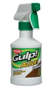 GULP! ALIVE SPRAY CRAWFISH