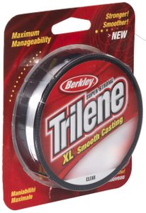 Lines Berkley TRILENE  XL SMOOTH CASTING 225 M / 0.46 MM