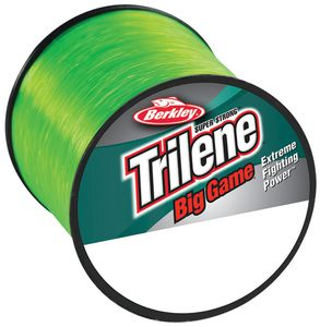 TRILENE BIG GAME SOLAR 1/4 LB SPOOL 0.386 MM