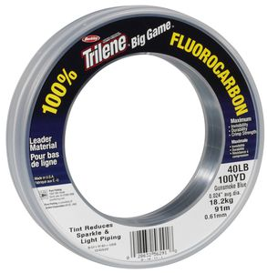 BIG GAME FLUOROCARBON LEADERS 0.46 MM