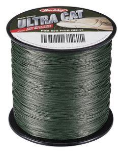 Lines Berkley ULTRA CAT MOSS GREEN 1200 M / 0.5 MM