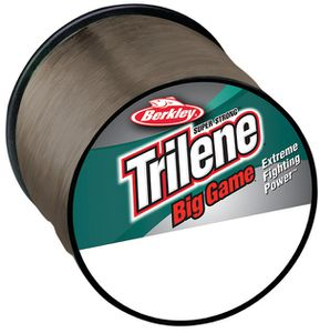 TRILENE BIG GAME BROWN 1/4 LB SPOOL 0.297 MM