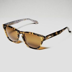 Apparel Big Fish 1983 SUNGLASSES FARIO #01 NATURAL TURTLE
