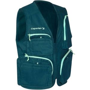 Apparel Caperlan GILET -1 JR BLUE 8/10 ANS