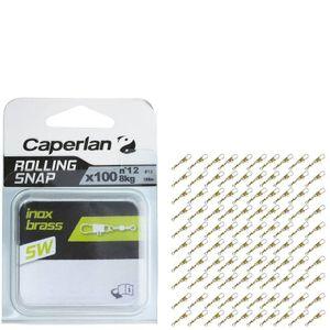 Tying Caperlan ROLLING SNAP INOX BRASS SWX100