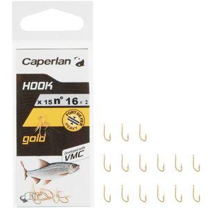 Hooks Caperlan HOOK GOLD 16