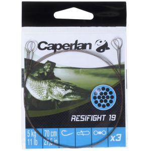 Hooks Caperlan RESIFIGHT 19 2 BOUCLES 5KG