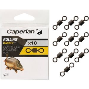 Tying Caperlan EMERILLON ROLLING BLACK