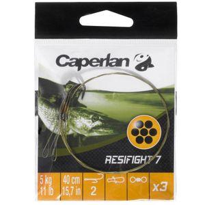 Hooks Caperlan RESIFIGHT 7 HAM.RYDER 5KG
