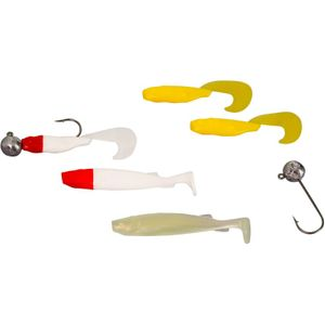 Lures Caperlan KIT LEURRES SOUPLES M
