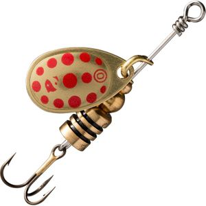 Lures Caperlan WETA + #0 OR POINTS ROUGES