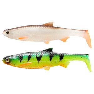 Lures Caperlan KIT SHAD ROACH 120 MULTICOLOR