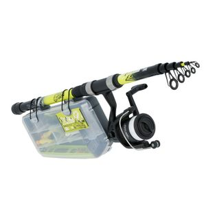 Rods Caperlan UFISH FRESHWATER 240 NEW