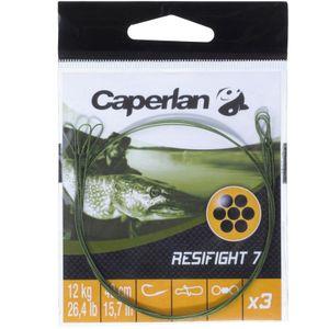 Hooks Caperlan RESIFIGHT 7 2 BOUCLES 12KG