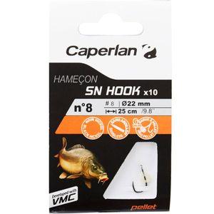 Hooks Caperlan SN HOOK PELLETS 12