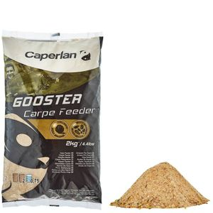 Baits & Additives Caperlan GOOSTER CARPE FEEDER 2KG