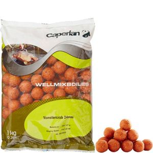 Baits & Additives Caperlan BOUILLETTE WELLMIX WELLMIX 24MM MONSTERCRAB 1KG